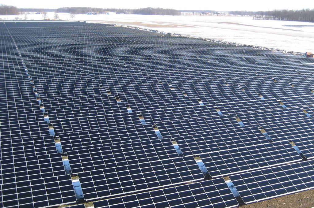 Juwi Americas Wyandot Solar
